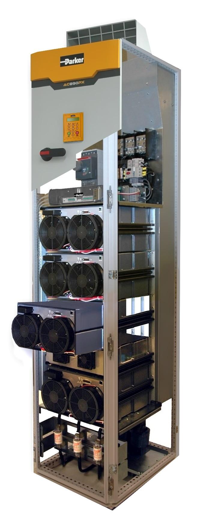 AC890PX cutaway
